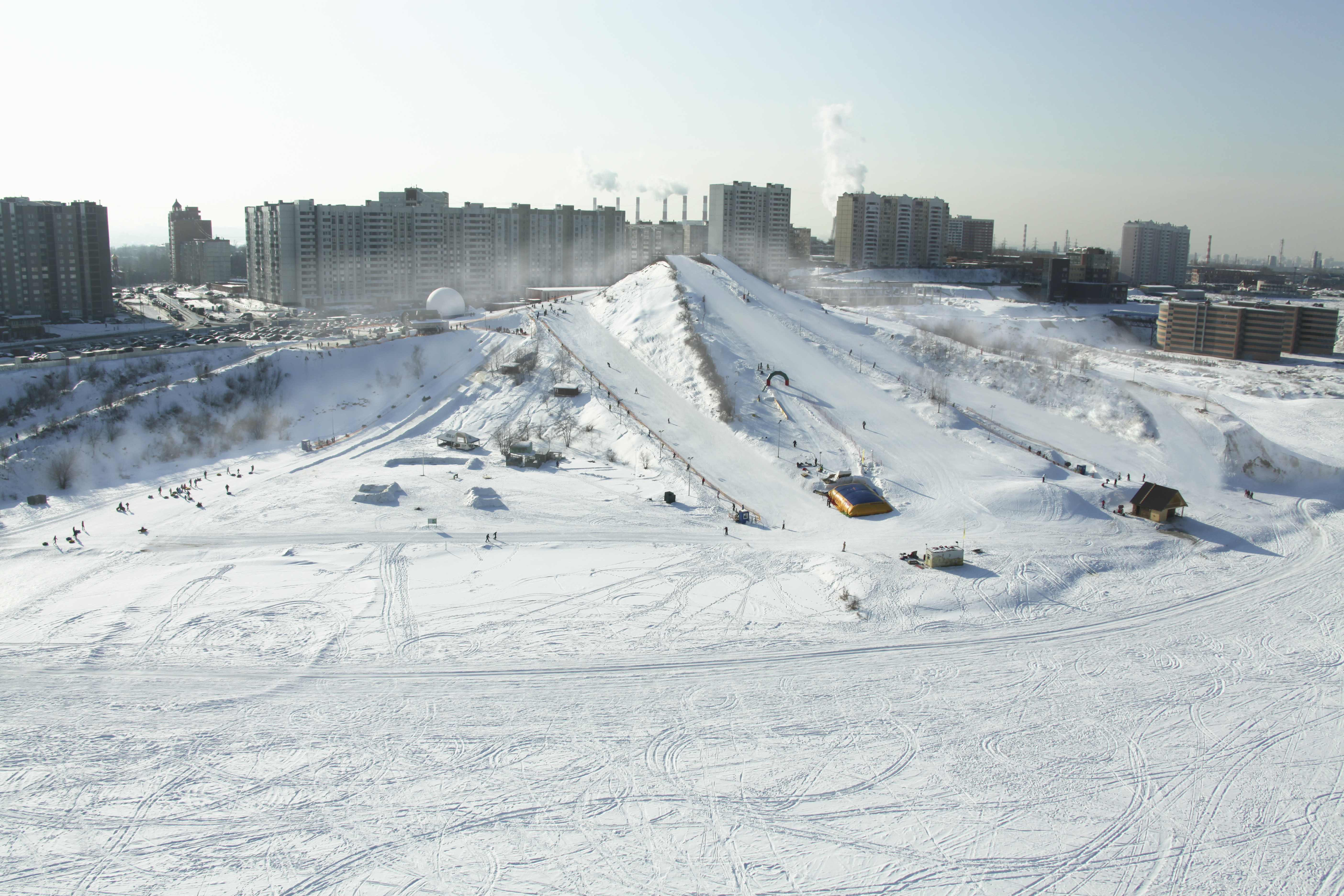 FreeStyle - Экстримпарк (горные лыжи, сноуборд, тюбинг, вэйк ... 8effd2beddf